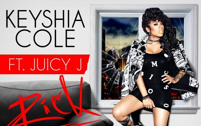 "Single : ""Rick James"" – Keyshia Cole ft. Juicy J"