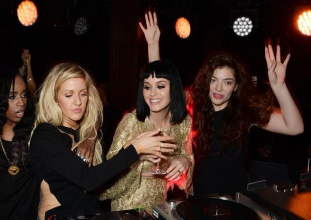 People : Katy Perry se fait rembarrer par Lorde !