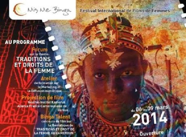"""Cinéma : """"Mis Me Binga"""" jusqu'au 08 mars 2014 à l'Institut Goethe de Yaoundé"""
