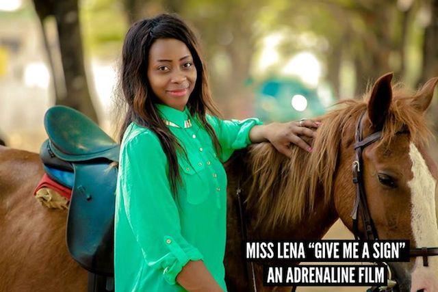 WanDiscovery : Miss Lena, Chanteuse – Cameroun
