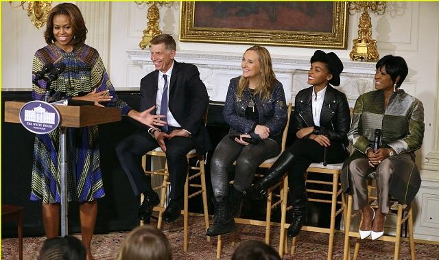 People : Les Obama rendent hommage aux femmes de la Soul