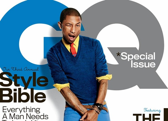 People : Pharrell revient sur la polémique de la couverture de son album