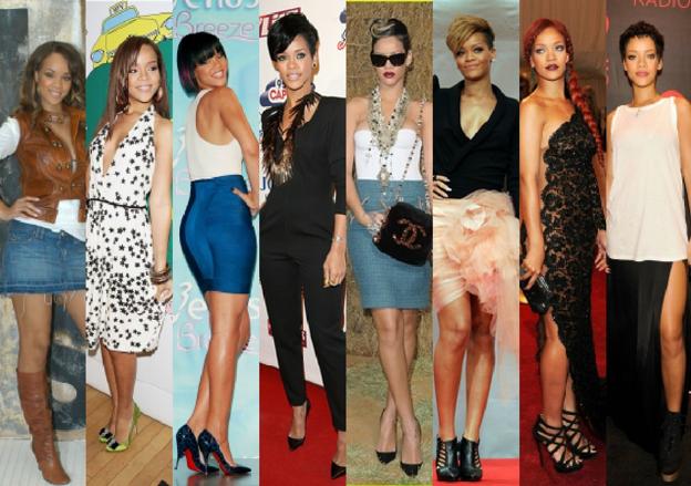 People : Rihanna élue Icône de la mode !