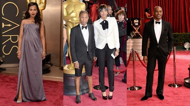 People : Le tapis rouge des Oscars