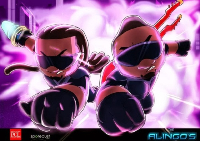 Culture : « The Alingos », le dessin animé des P-Square