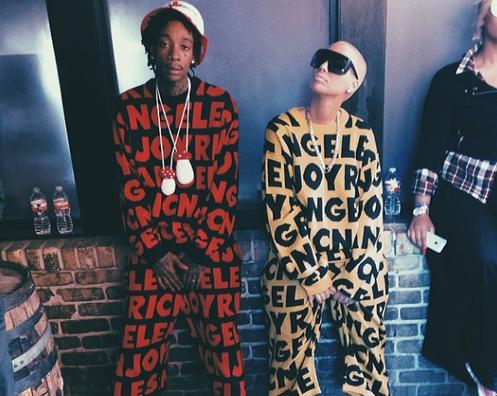 People : Wiz Khalifa et Amber Rose en SXSW Joyrich – Opa Wanda Style !