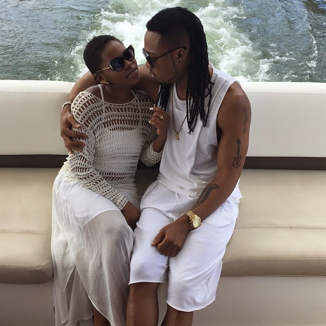 chidinma and flavour relationship help
