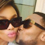 People : D'Banj et Bonang Matheba en couple