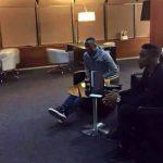 Vidéo : Samuel Eto'o aussi était devant sa télé hier soir... (Match CMR/CIV)
