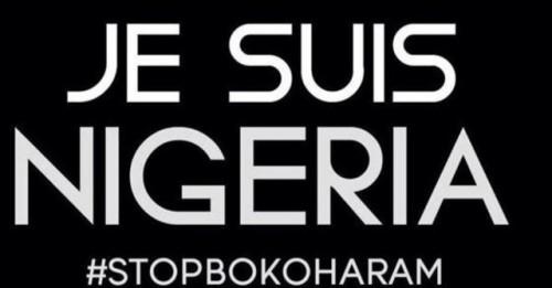 je suis nigeria