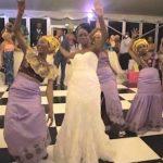 Vidéo : L'entrée des mariés #OkeyChinelo