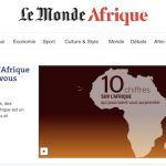 """Site internet : Le Monde lance """"Le Monde Afrique"""""""