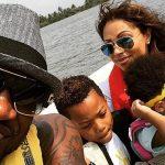 People : Peter Okoye en week-end avec sa famille