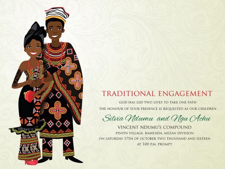 Célèbre Inspiration : 10 faire-parts de mariage traditionnel | Je Wanda  GR49