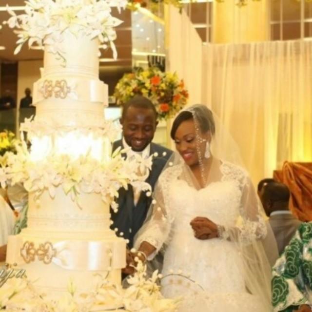 Gateau De Mariage Cameroun