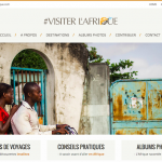 "WanDiscovery : ""Visiter l'Afrique"", Site Internet - Cameroun"