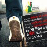 Wand'Event : Grande marche patriotique - Le 28 février 2015 à Yaoundé (Cameroun)