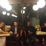 People : Kanye West, Kim Kardashian, John Legend et Chrissy Teigan à la maison de la ...