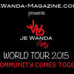 Wand'Event : Je Wanda Party World Tour 2015
