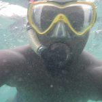 People : Valérie Ndongo fait de la plongée à Moroni