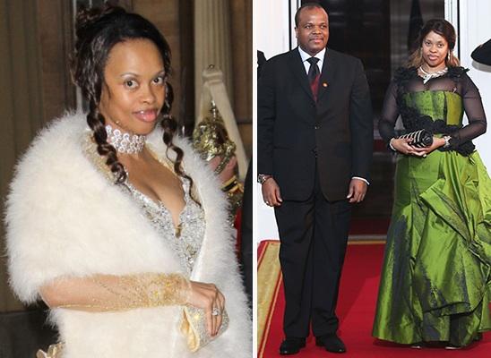 Queen Inkhosikati LaMbikiza-jewanda