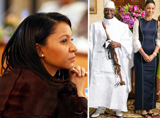 Zeinab Suma Jammel-Jewanda