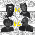 People : Jovi VS Sadrak et Dareal VS French Kind - les clashs 2.0 du Hip Hop cameroun...