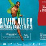 Wand'Event : Alvin Ailey American Dance Theater à Paris - Du 7 juillet au 1 août 2015