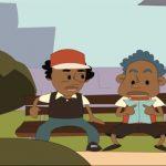"Vidéo : ""Fally vs Samuel Eto'o"" - Dessin animé congolais"