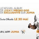 "Album : ""Mboko God"" de Jovi en pré-commande sur Jumia.cm"