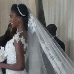 People : Miss Univers 2011 Leila Lopes s'est mariée !