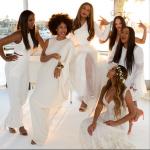 People : Tina Knowles écrit une lettre émouvante à ses filles