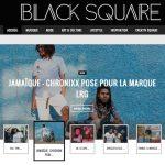 WanDiscovery : Black Square, Site Internet - Cameroun