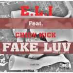 "Single : ""Fake Luv"" - E.L.I. ft. Chick Nick"