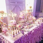 Inspiration : 18 idées de tables de desserts pour votre mariage