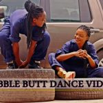 Vidéo : Bubble Butt Dance - Lea & Nela