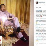 People : Brenda Biya poste un adorable message pour la fête des pères