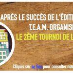 Wand'Event : T.E.A.M. Ludo Party #2 - 13 juin 2015 à Paris
