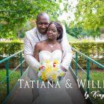 Vidéo : Tatiana et William - Mariage Cameroun/Congo
