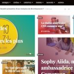 WanDiscovery : The Camerounist, Site internet - Cameroun