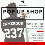 Wand'Event : Pop Up Shop French Kind le 27 juin 2015 à Yaoundé