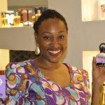 People : Danielle Eog nouvelle égérie de la marque Parfums de Paris (Cameroun)