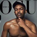 People : Le photographe Mario Epanya pose nu pour ses 40 ans !