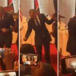 Vidéo : Le Prési Obama en train de danser sur Sauti Sol au Kenya