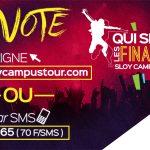 Wand'Event : En route vers la finale du Sloy Campus Tour 2015