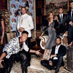 People : Les acteurs de la série Empire dans Vogue (Photoshoot)