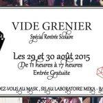 Wand'Event : Vide Grenier (Spécial Rentrée Scolaire) - Du 29 au 30 août 2015 à Yaound...