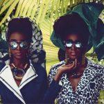 Lifestyle : Les jumelles Cipriana & TK Quann en couverture du Condé Nast Travelle...