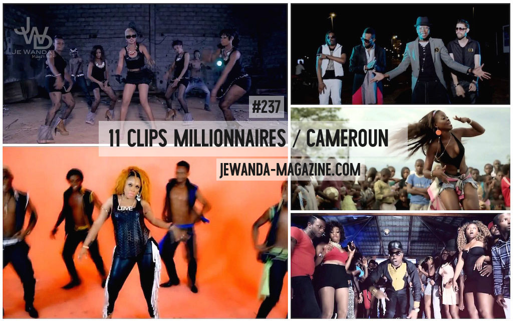 musique 11 clips camerounais qui ont d pass 1 million de vues sur youtube je wanda magazine. Black Bedroom Furniture Sets. Home Design Ideas
