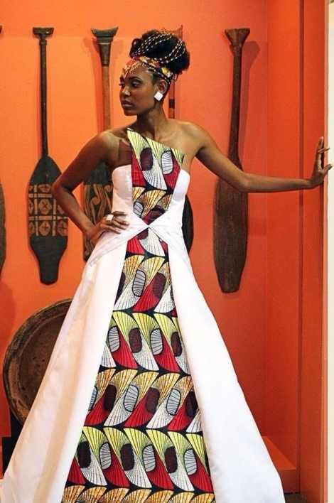 mariage 25 superbes tenues de mari e d 39 inspiration africaine je wanda magazine. Black Bedroom Furniture Sets. Home Design Ideas